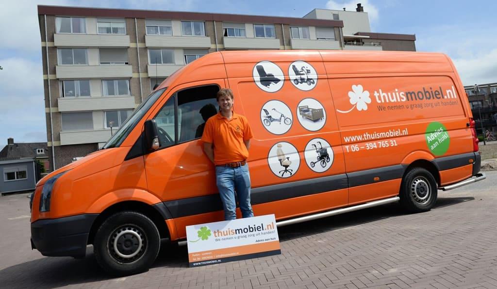 Martijn Grift van Thuismobiel.nl